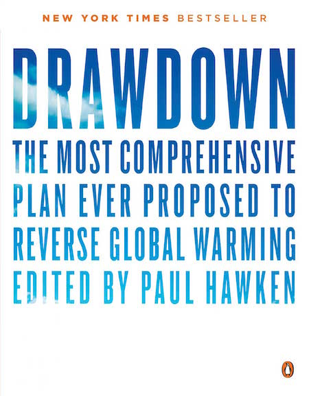 Ecochallenge.org and Project Drawdown logo
